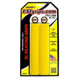 ESI Chunky Puños XL, amarillo